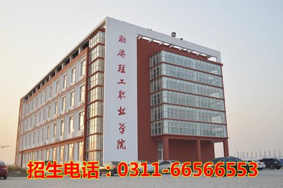渤海理工职业学院五年制大专2019年招生计划
