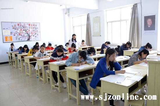 河北2361人单招考生参加学前教育联考