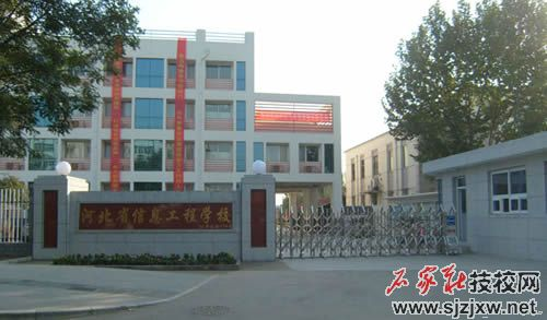 河北信息工程学校2021年招生简章